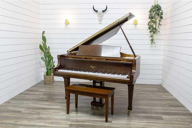 Weber WG-51 Baby Grand Piano