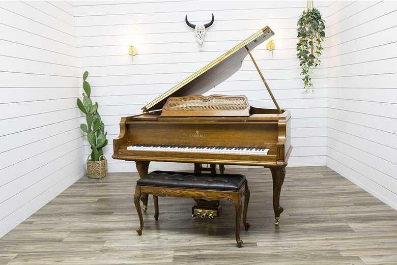 Kimball Viennese 587S Baby Grand Piano