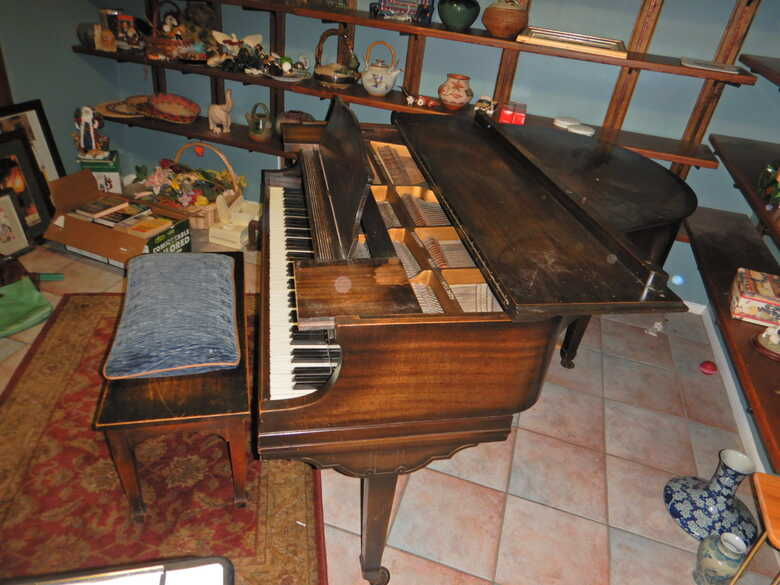 Everett Grand Piano-Estate Sale