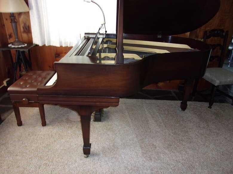 Steinway & Sons  Model M Grand Piano