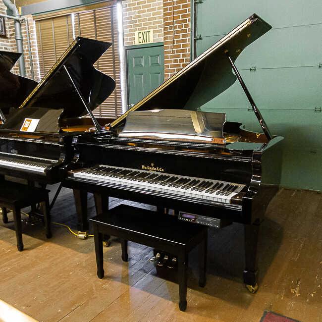 WM Knabe WKG-64 Grand Piano