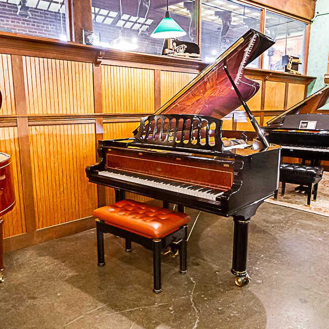Schimmel 213 Limited Nikolaus Schimmel Edition Grand Piano