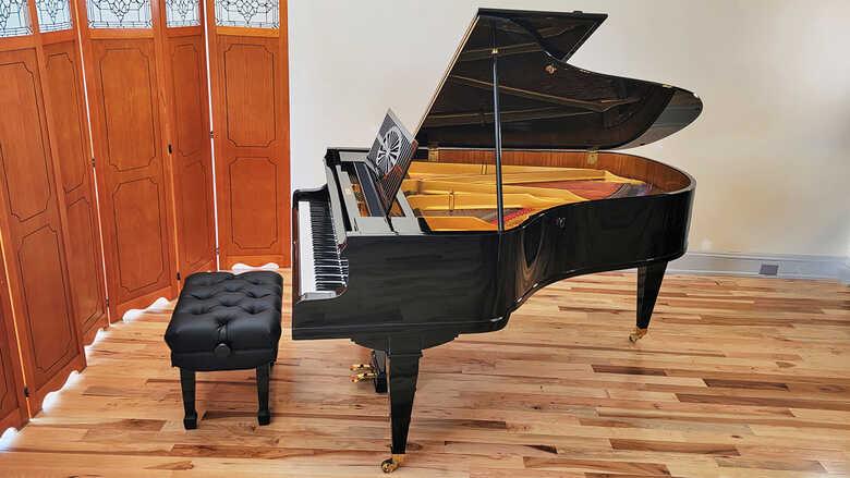 Schiedmayer Grand Piano