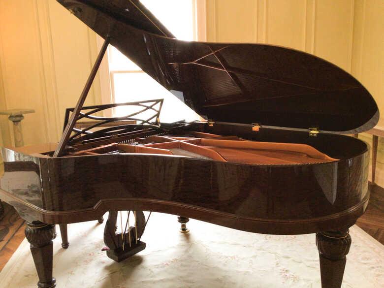 """rare opportunity - BOSENDORFER """"Chopin"""" Artcase Grand Piano"""