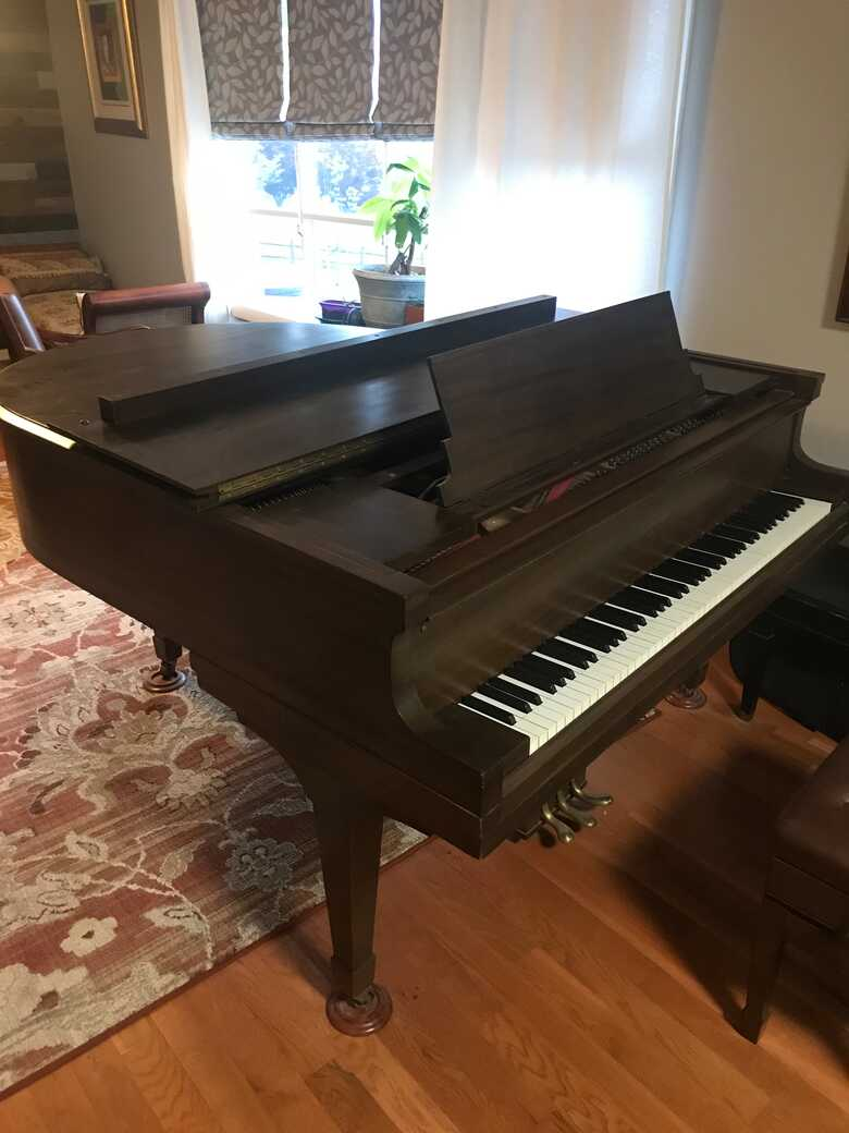 AB Chase Grand Piano