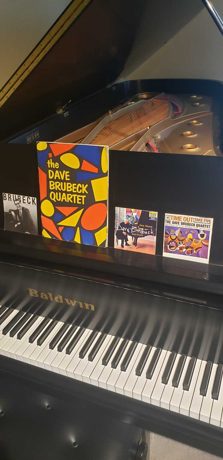 Played by Dave Brubeck at His Last Sacramento Concert