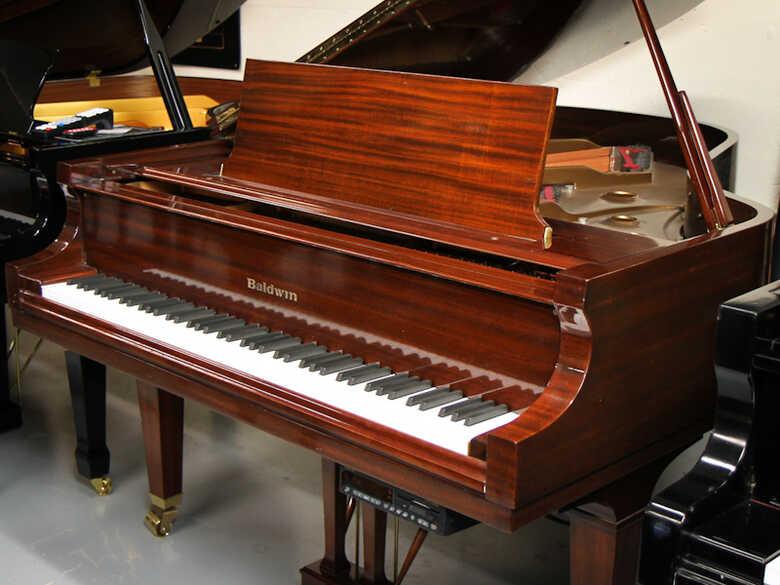 Baldwin L Player Grand Piano - FREE Freight Shipping!