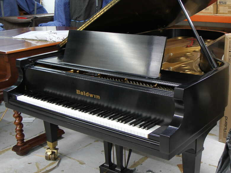 Baldwin SD10 Concert Grand Signed By Ferrante! FREE Shipping