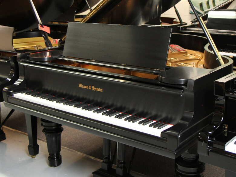 Mason and Hamlin AA Artcase Grand Piano - FREE Shipping!