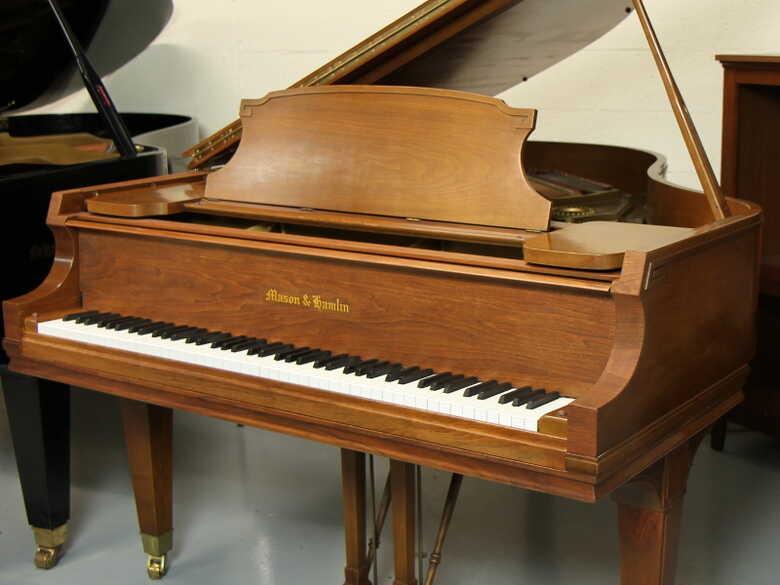 Mason and Hamlin Model A Baby Grand Piano - FREE Shipping!