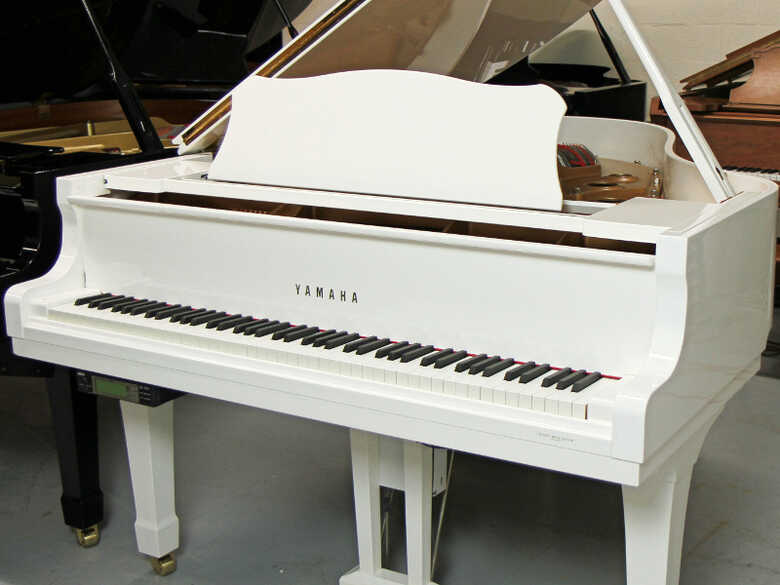 Yamaha DC3 Upgraded Disklavier Player Piano - FREE Shipping!