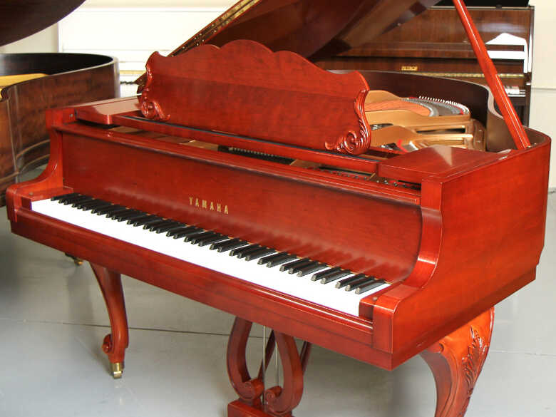 Yamaha GH1 Baby Grand Piano Cherry - FREE Shipping!