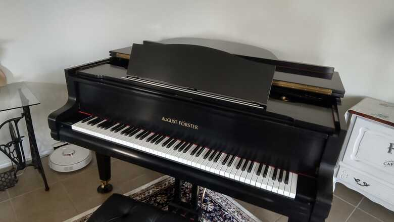 August Forster Grand Piano