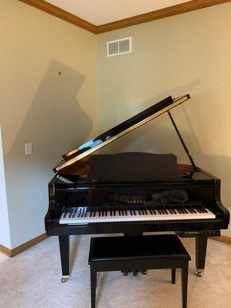 Yamaha Disklavier Grand FREE LOCAL DELIVERY