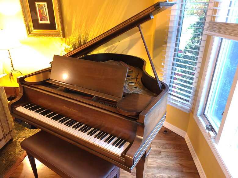 Mason & Hamlin Model A 1929 * PianoDisc PDS-228 * Restored