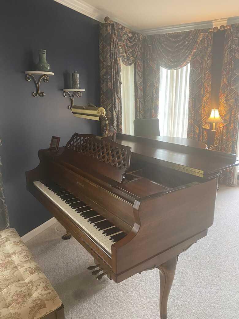 Kimball Baby Grand Model M Piano
