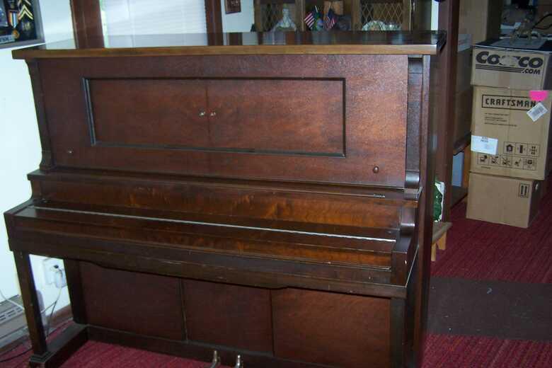 Wonderful Player Piano