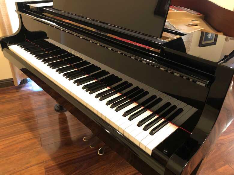 K.KAWAI Baby Grand Piano