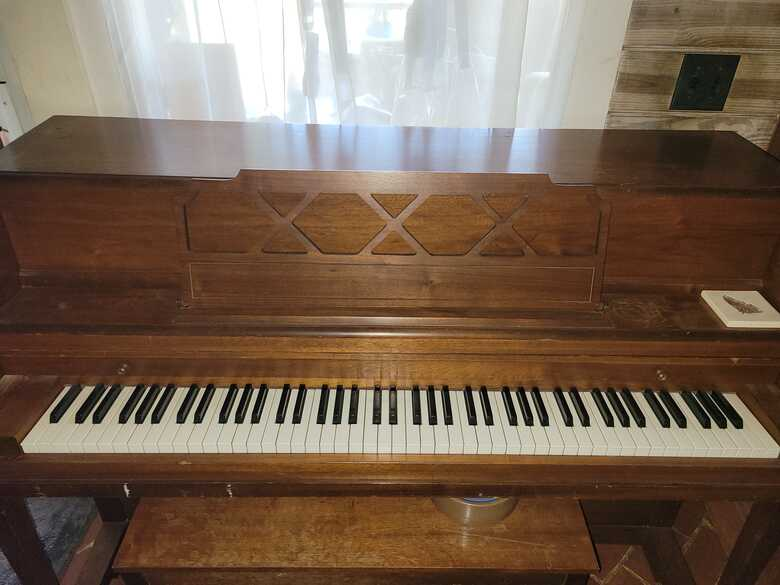 Upright Kohler Piano 1988