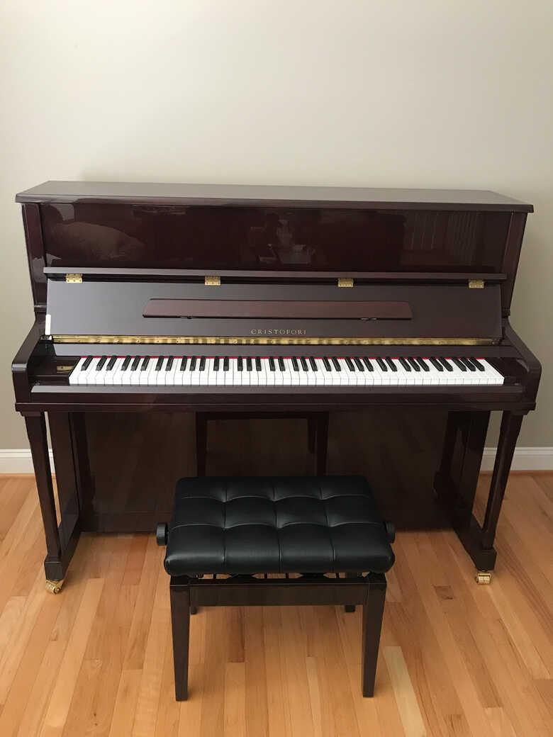 Christofori Upright Piano