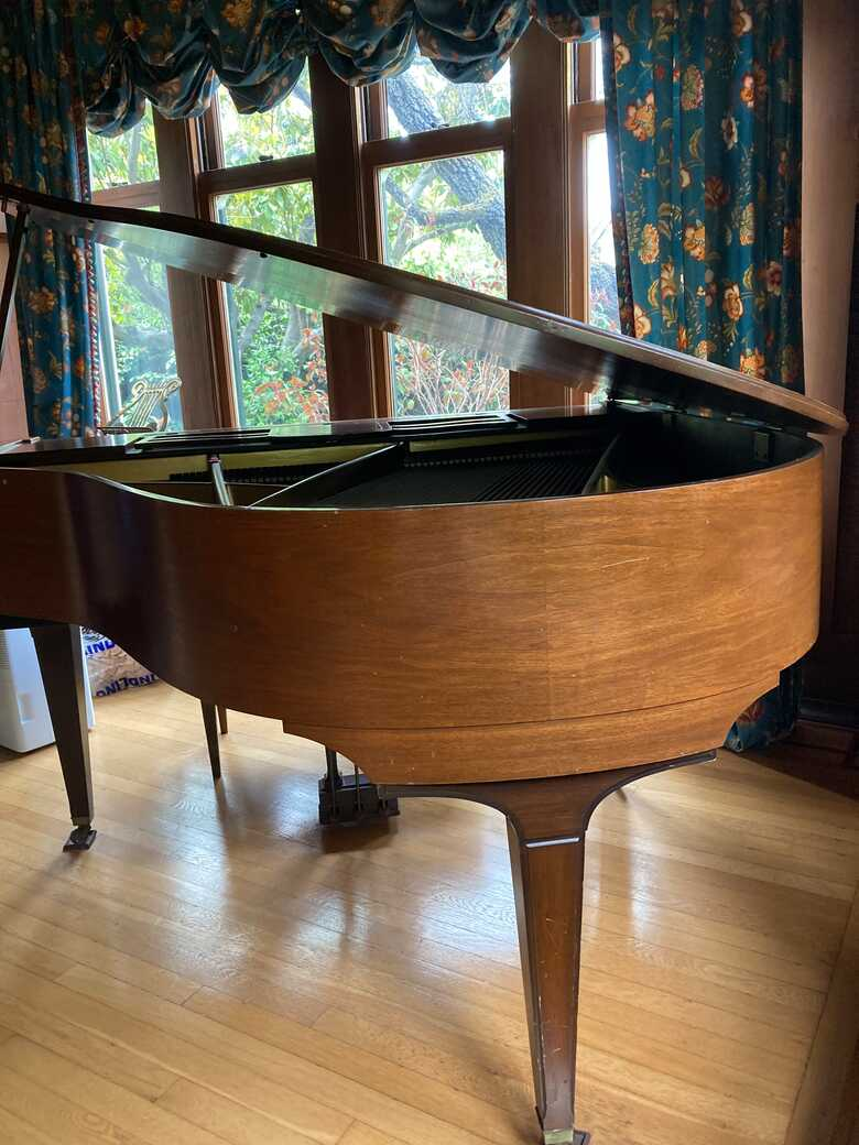 1938 Howard by Baldwin Baby Grand Piano