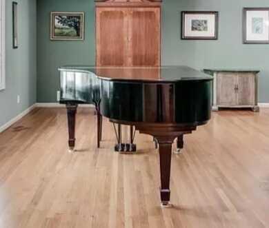 Well loved Yamaha Grand piano