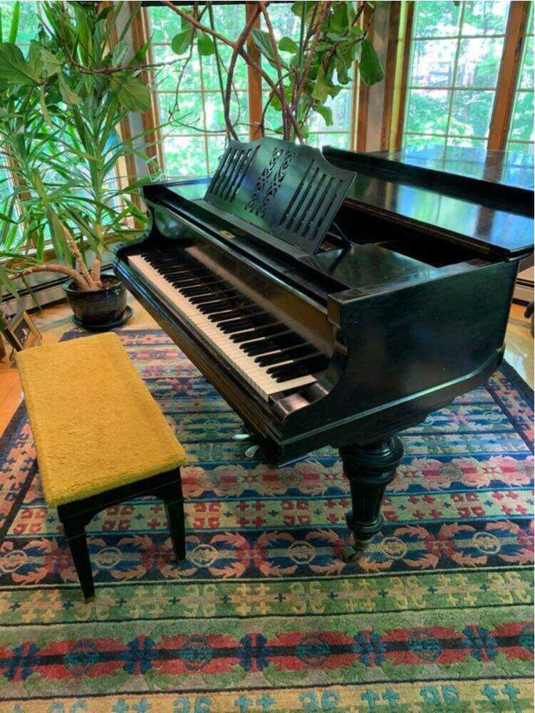 Bluthner Grand Piano from 1921