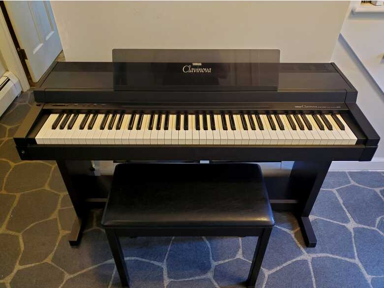 Yamaha Clavinova Digital Piano, Gently-used; great condition