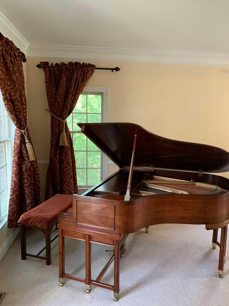 Rosewood Baldwin Piano