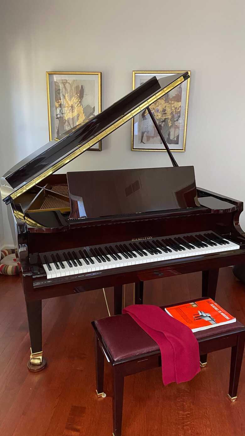 Baldwin Hamilton Grand Piano for Sale
