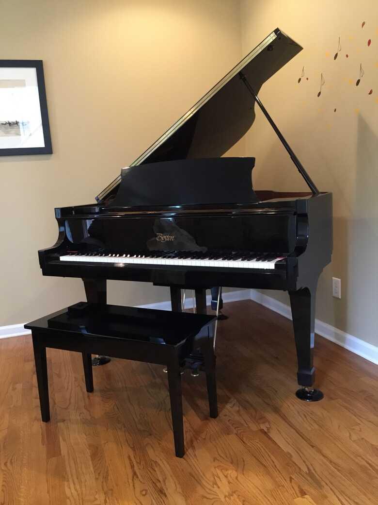 Steinway Boston Grand Piano