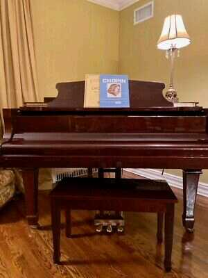 Used Young Chang baby grand piano
