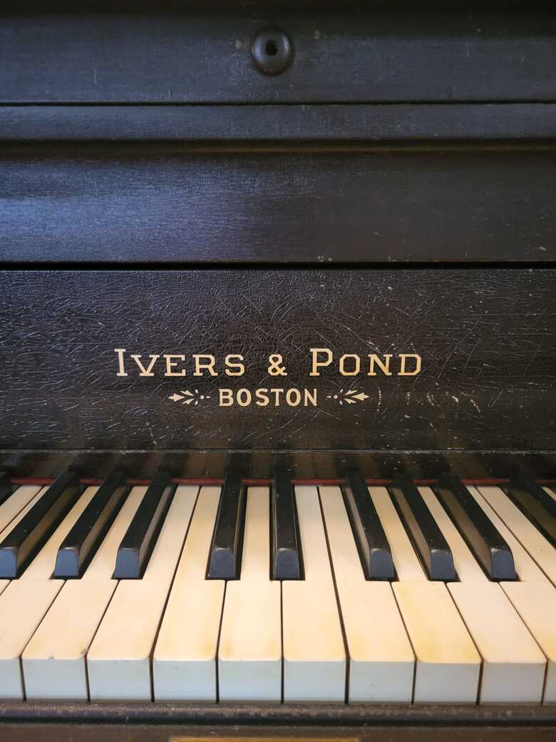 Ivers and Pond