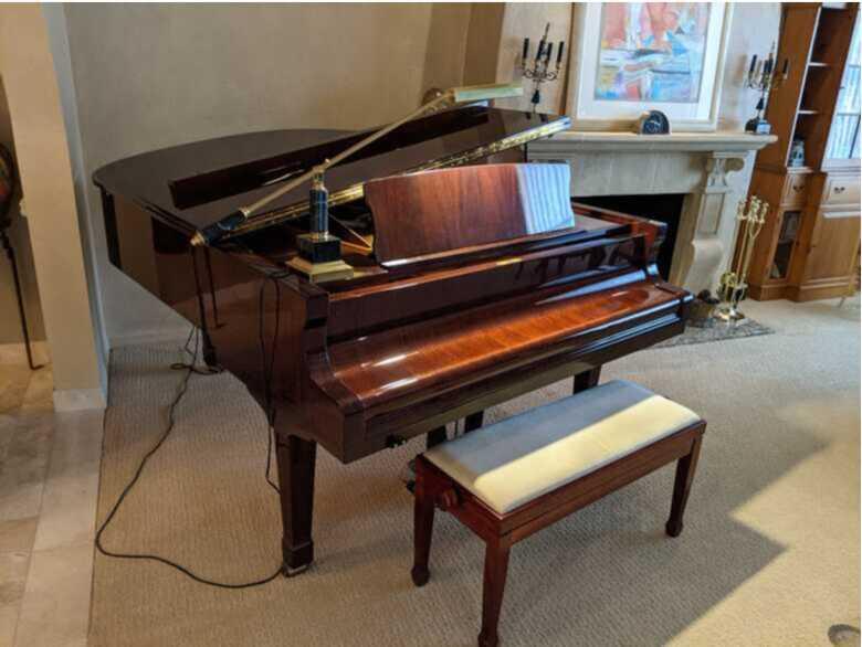 "Petrof III (6'4"") Grand Piano"