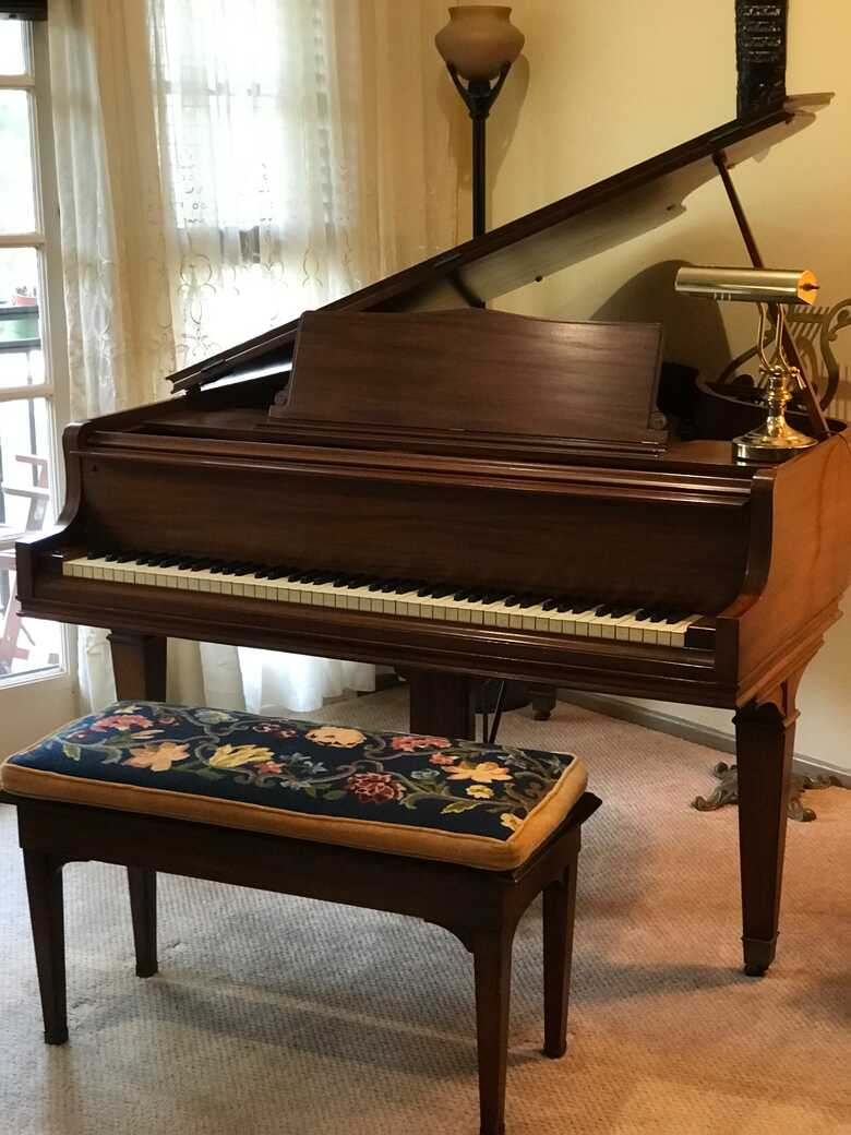 Immaculate Condition KNABE Grand Circa 1960