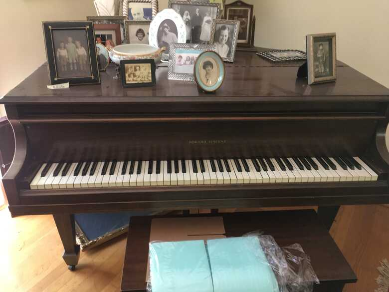 Vintage Baby Grand for sale