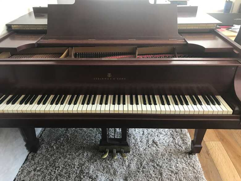1929 Steinway model M with beautiful sound