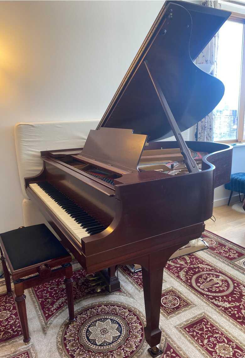 1929 Steinway model M from the Golden Era! Beautiful sound