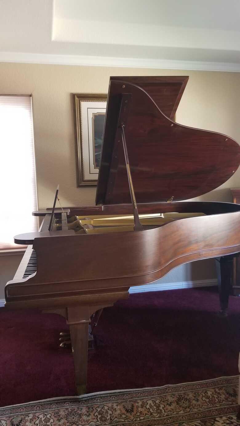 Rich tones, plays beautifully .