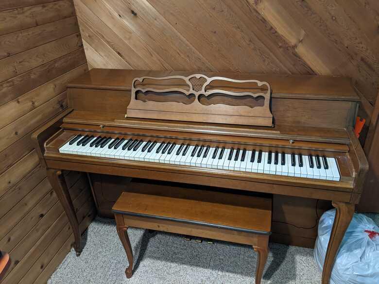 Custom Piano by Wurlitzer