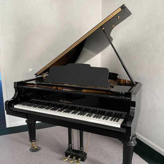 Otto Altenberg Baby Grand Piano Gorgeous