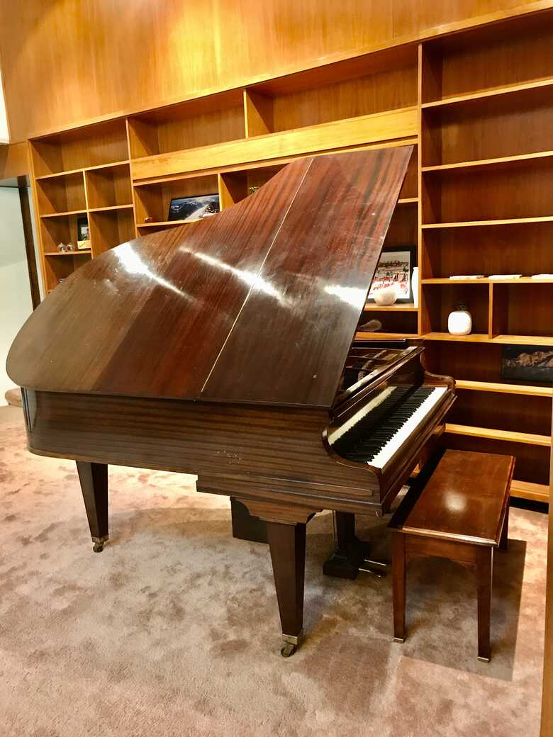 C.Bechstein L167 baby grand w player piano - Offers accepted