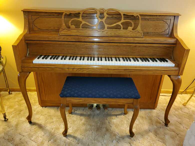 Samick American Heritage Country Piano