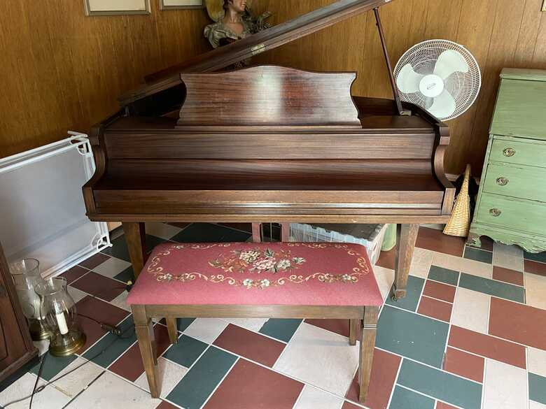George Steck Baby Grand - Offers welcome!