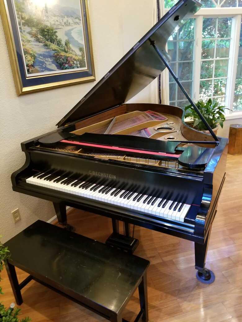 1930 Bechstein Grand Piano - $13,000 or best offer