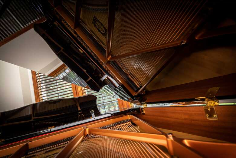 Yamaha GC2 Disklavier Enspire Grand Piano - ENSPIRE DGC2ENST