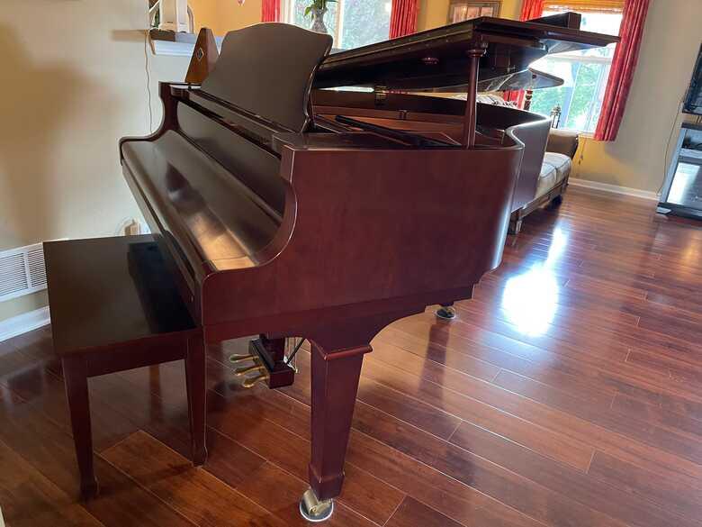 Young Chang Signature Series PG157 Baby Grand Piano
