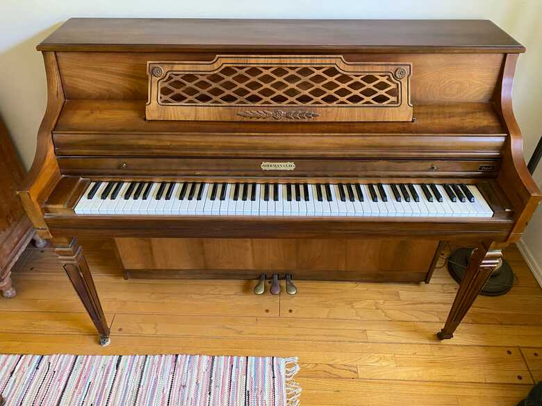Sherman Clay SPINET