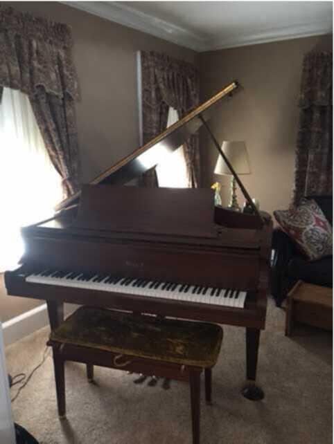 Kawai / Baldwin Howard Grand Piano