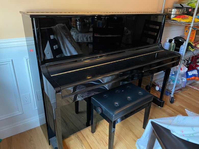 2012 KAWAI PIANO, Model K#